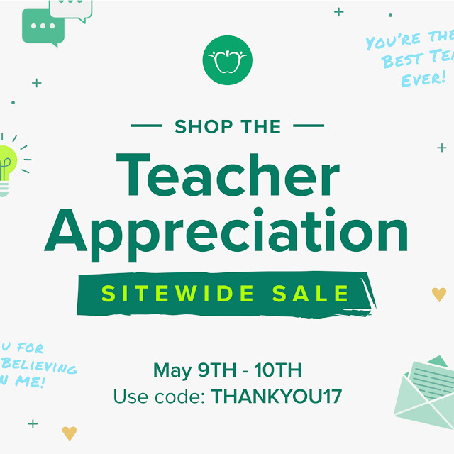 Fern Smith's Classroom Ideas 28% Off TpT Teacher Appreciation Sale!