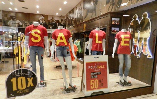 ddfb276b6 Campinas Shopping promove liquidação com descontos de até 70 ...