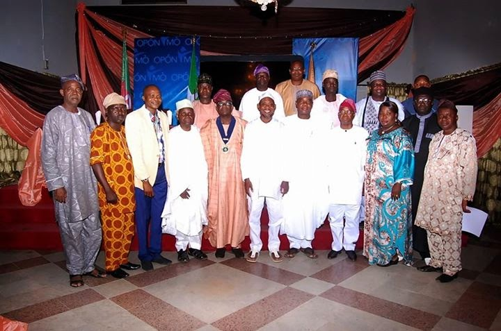 Aregbesola Has Turned Osun Into A Modern State, Say COREN, NSE President