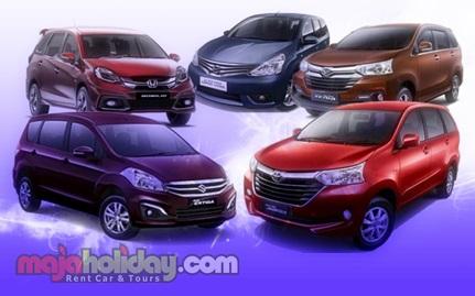 Daftar Harga Sewa Rental Mobil Supir Cirebon Kuningan Indramayu
