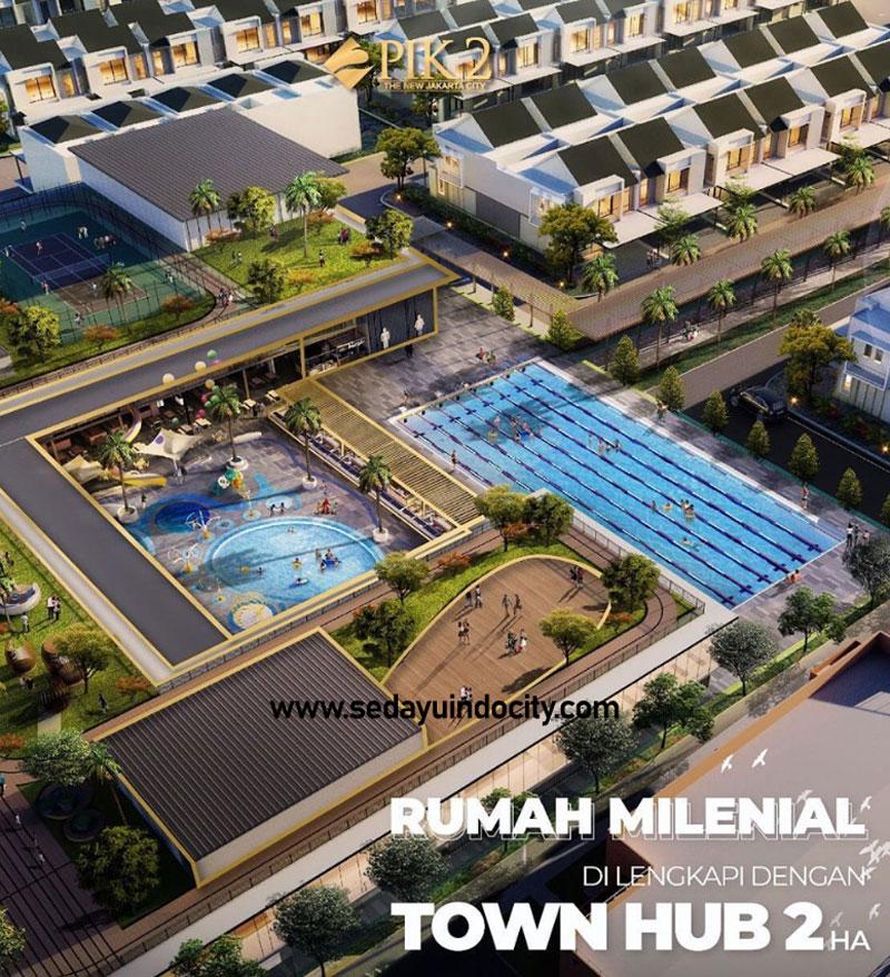 Rumah Milenial - Town Hub