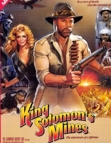 Allan Quatermain - Las minas del rey Salomón