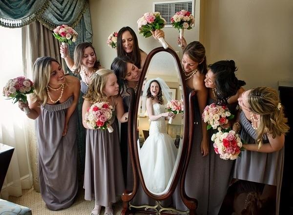 Fun Wedding Group Photo Ideas