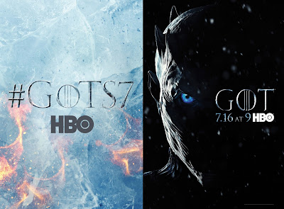 Game of Thrones Season 7 Teaser One Sheet Television Posters