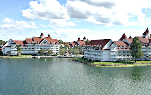 Grand Floridian Disney Vacation 2015