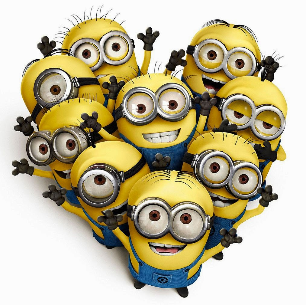 One in a Minion – Halloween '14