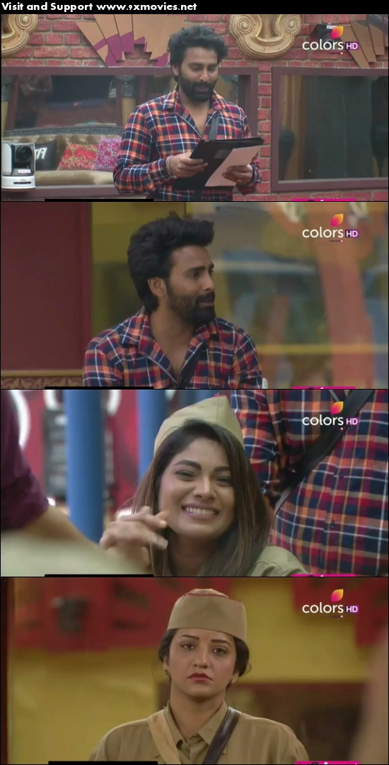 Bigg Boss S10E92 16 Jan 2017 HDTV 480p