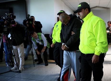Capturan al mayor productor de cocaína del Pacífico colombiano