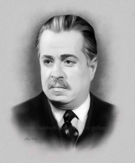 صور ورسومات بالرصاص ولوحات زيتية ل حسين رياض