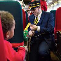 The Polar Express Train Ride Blackstone Valley RI New England Fall Events Comet Car I Love Olive Photography
