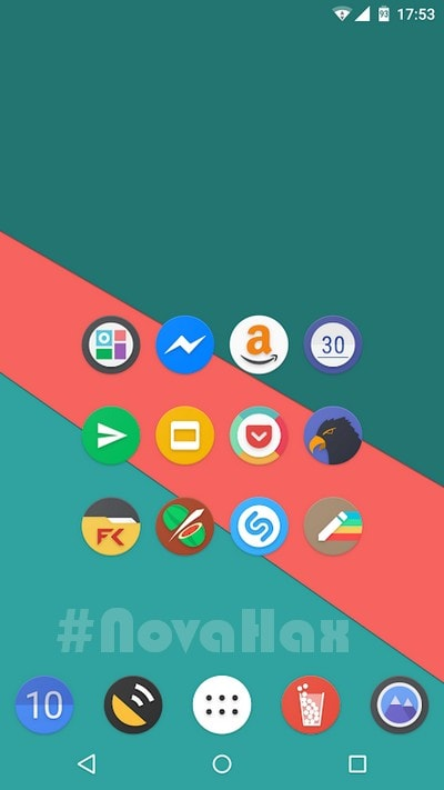 Kiwi UI Icon Pack apk free download