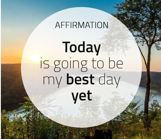 positive reminders, Positive Affirmations, Daily Affirmations - 22 November 2018