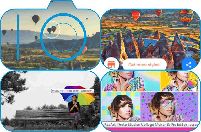 Aplikasi Edit Foto Android Paling layak di coba