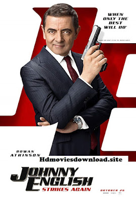 Johnny English Strikes Again (2018) English 720p BluRay