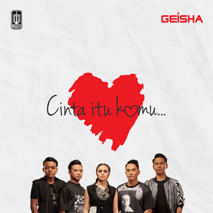 geisha cinta itu kamu