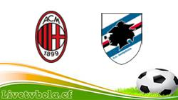 Milan vs Sampdoria
