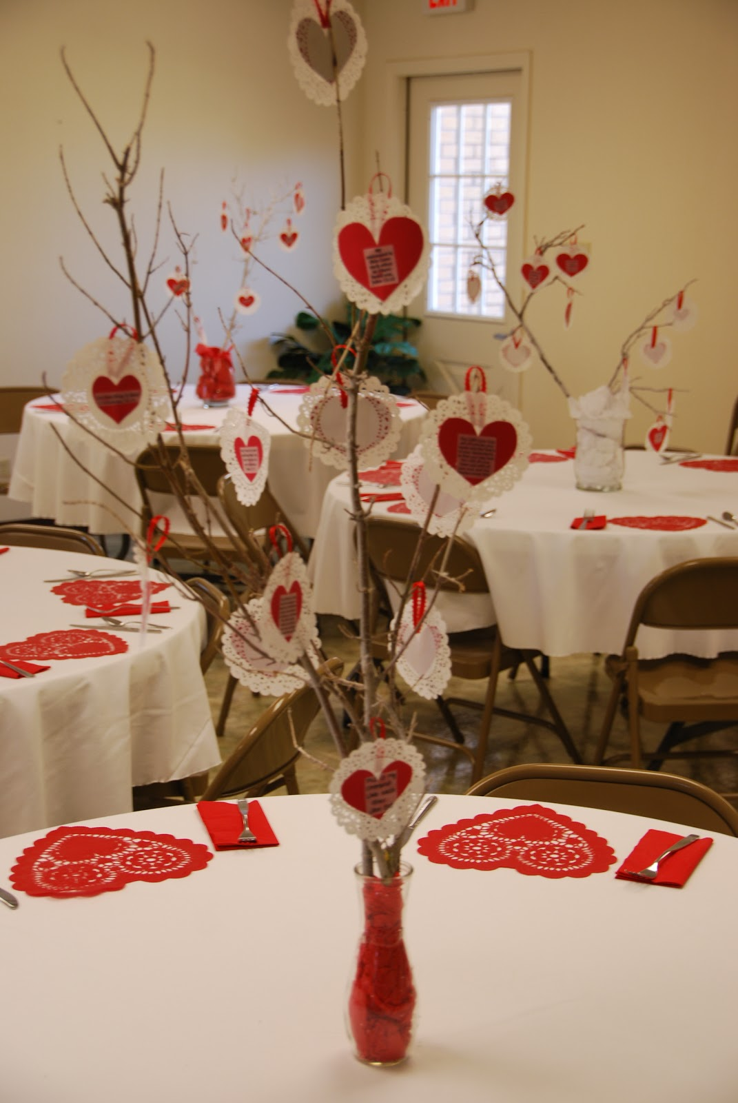 Decor Center Shine Like Stars Valentine 39s Banquets For The Young And
