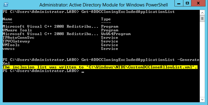 Active Directory - Clone a Domain Controller in Windows