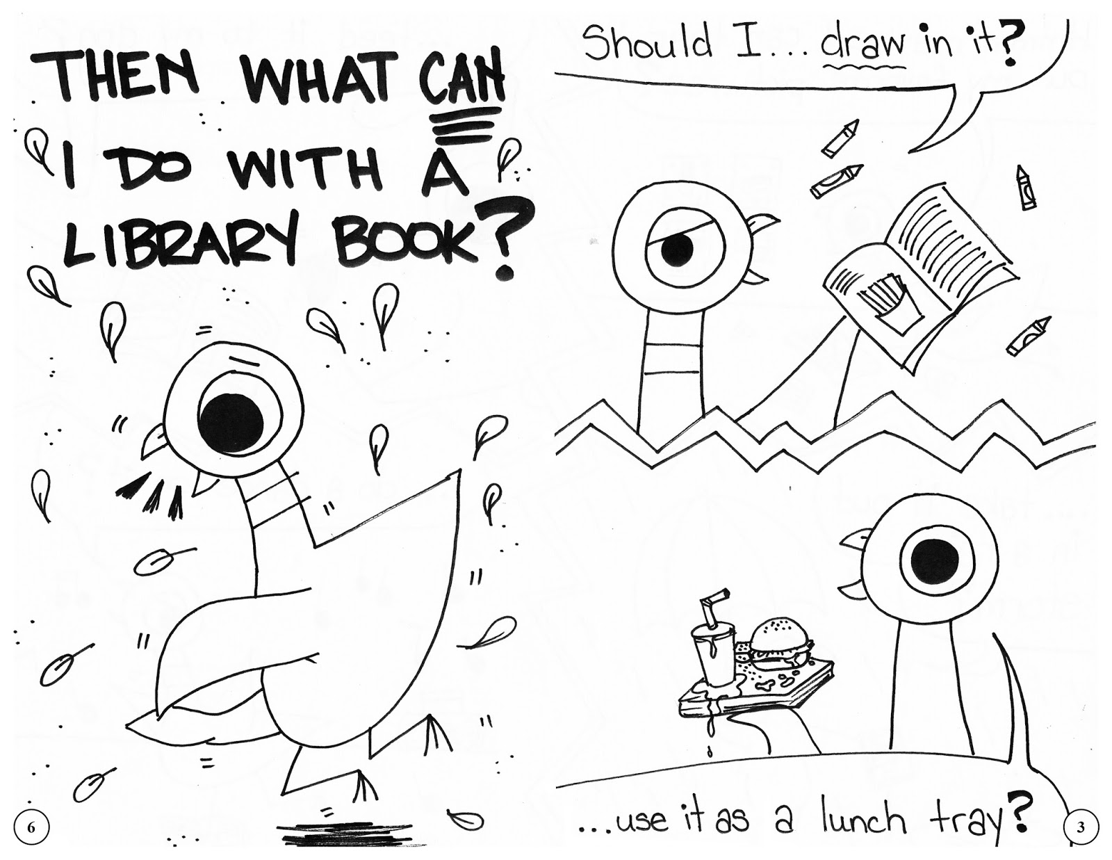 Ideas About Library Skills