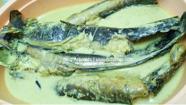 Resepi | Ikan Keli Salai Masak Lemak Sodap