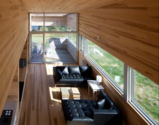 inside The Sliding House