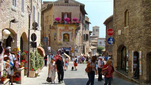 Passeios pela Umbria