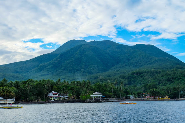 Mt. Hibok Hibok