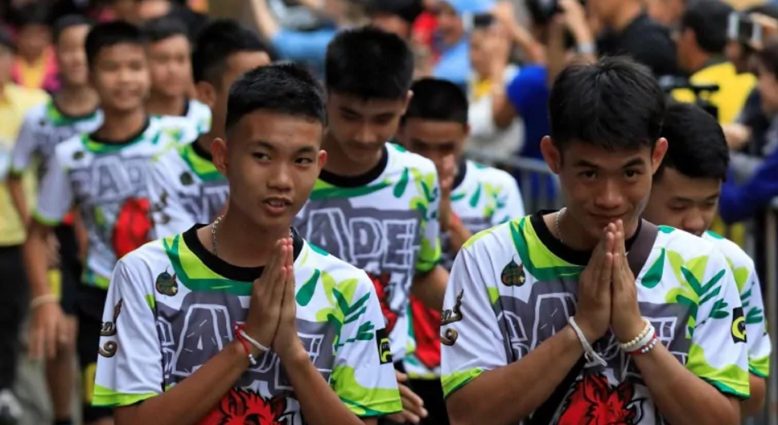 THAI CAVE RESCUE 2
