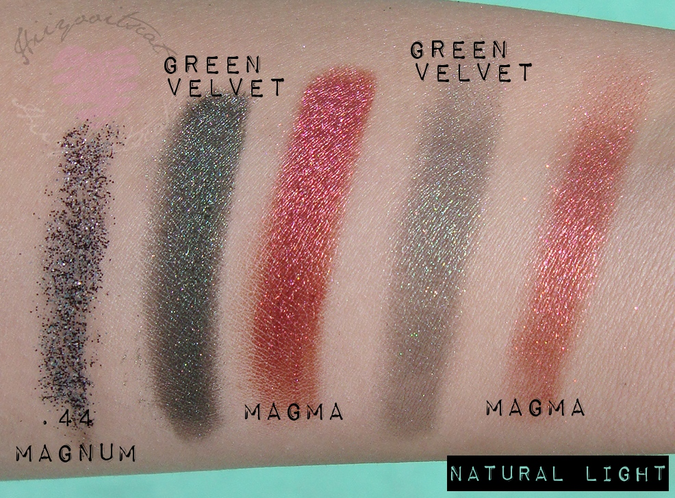 I Love How Coppery Magma Is It So Pretty Green Velvet Also A Beautiful Color But