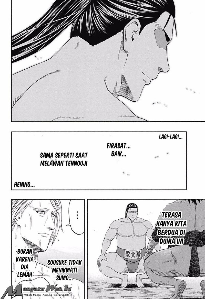 Hinomaru Zumou Chapter 145-12
