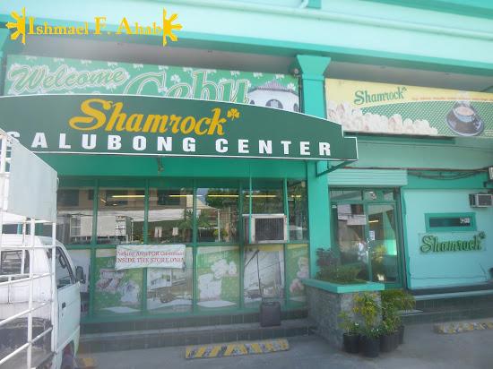 Shamrock Pasalubong Center in Cebu City
