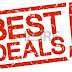 Best Deals : Top Best Deals from Amazon Great India Sales and Flipkart BIG BILLION DAY