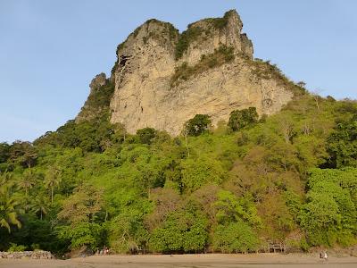 playa Monkey Trail, Krabi, Tailandia, La vuelta al mundo de Asun y Ricardo, vuelta al mundo, round the world, mundoporlibre.com