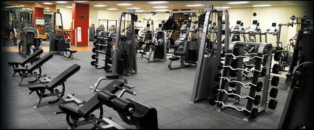 high-end gym