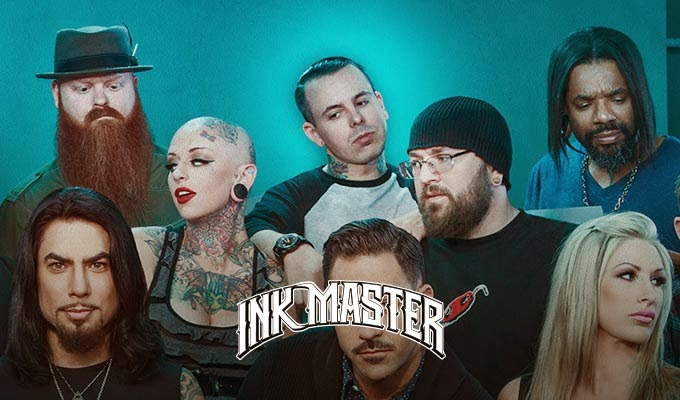 Ink Master Season 11 Stream