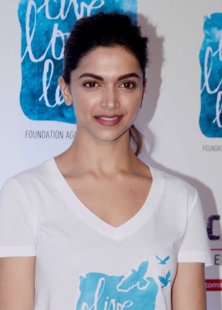 Hot Deepika Padukone Photos In White Top