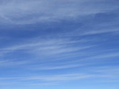 spiritual love, blue sky, clouds, acceptance