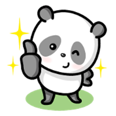 Panda's feelings (conversation) No text
