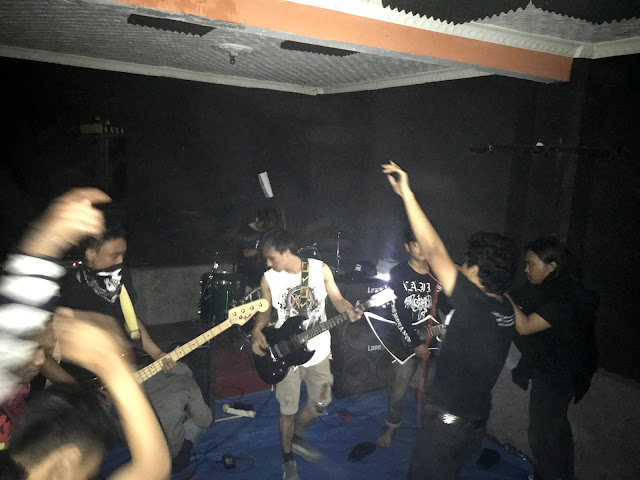 Moving deadly  live at Grind Erection #8 Chapter Cianjur