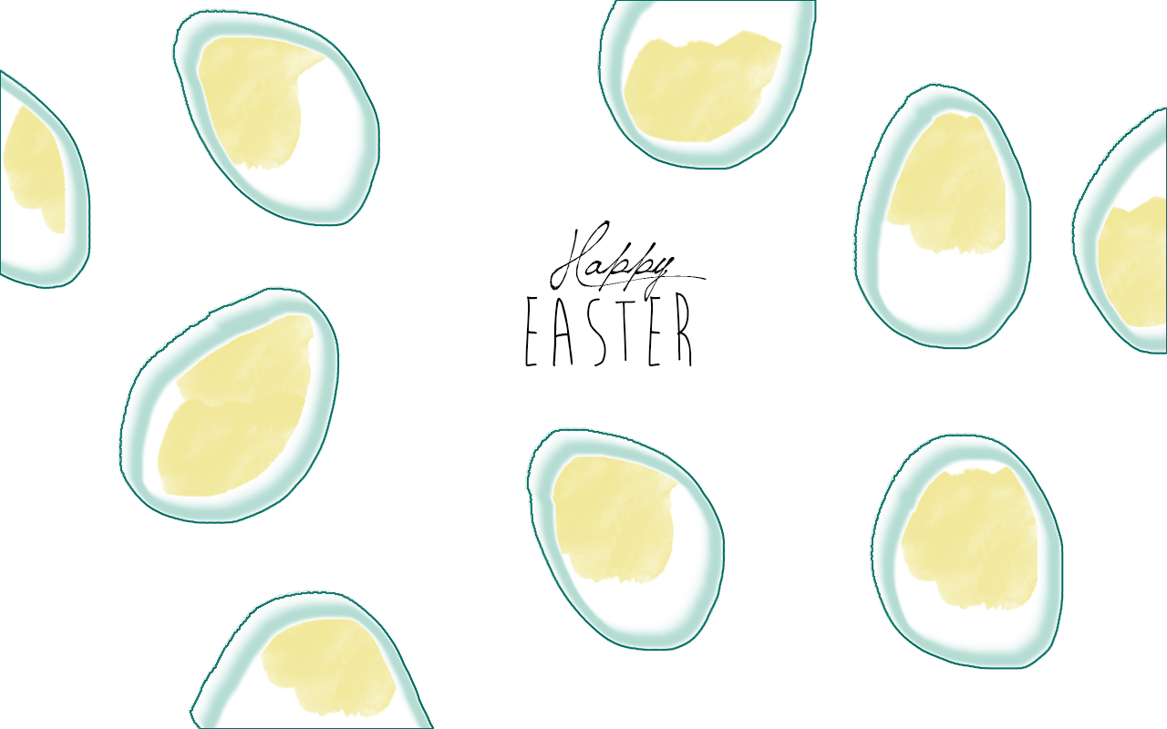 NoxCreare: Free Easter Desktop Wallpapers + IPhone Background
