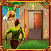 Top10NewGames Doors Escape Level 24