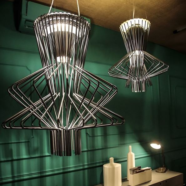 my magical attic  foscarini allegro design by atelier oi