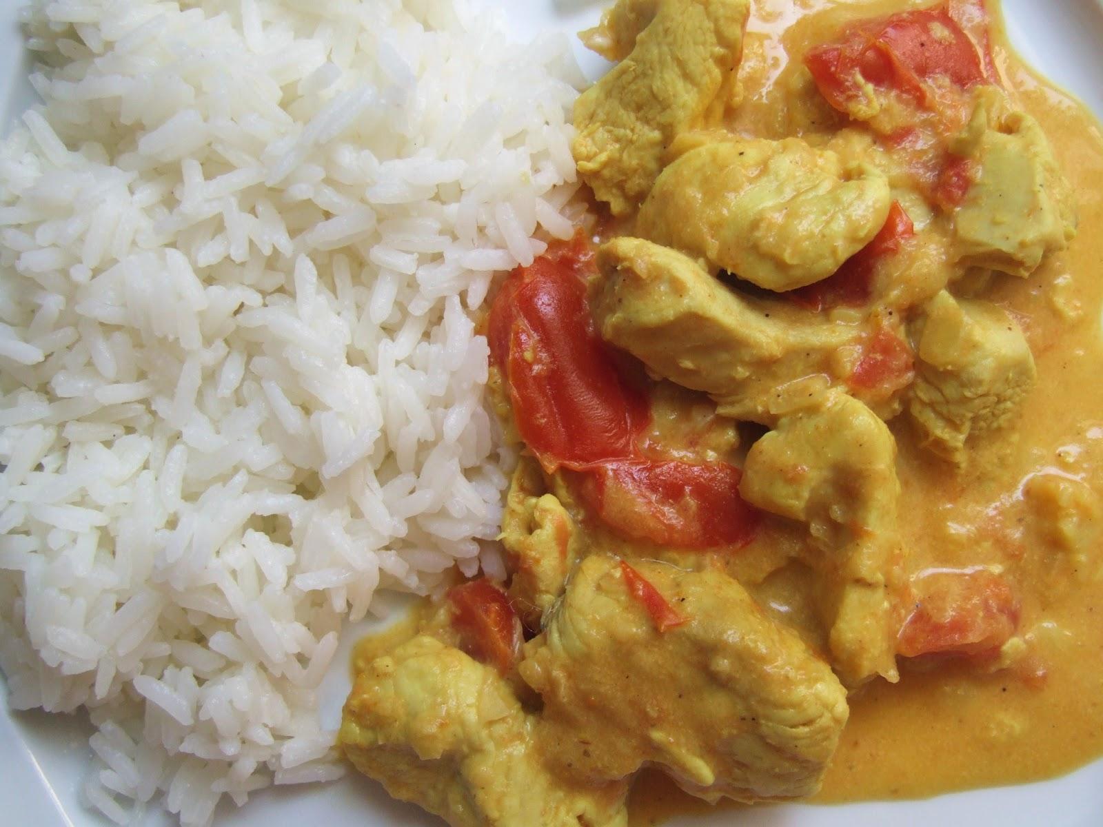 Cooking Julia Curry De Poulet A La Tomate
