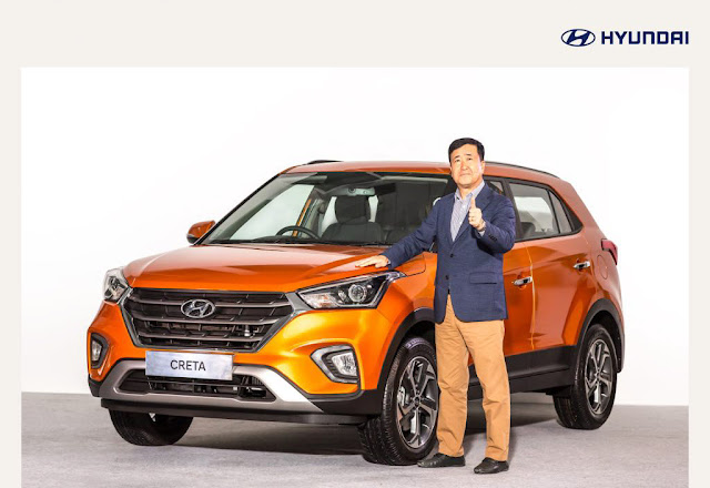 New 2018 Hyundai Creta Facelift launching event In India