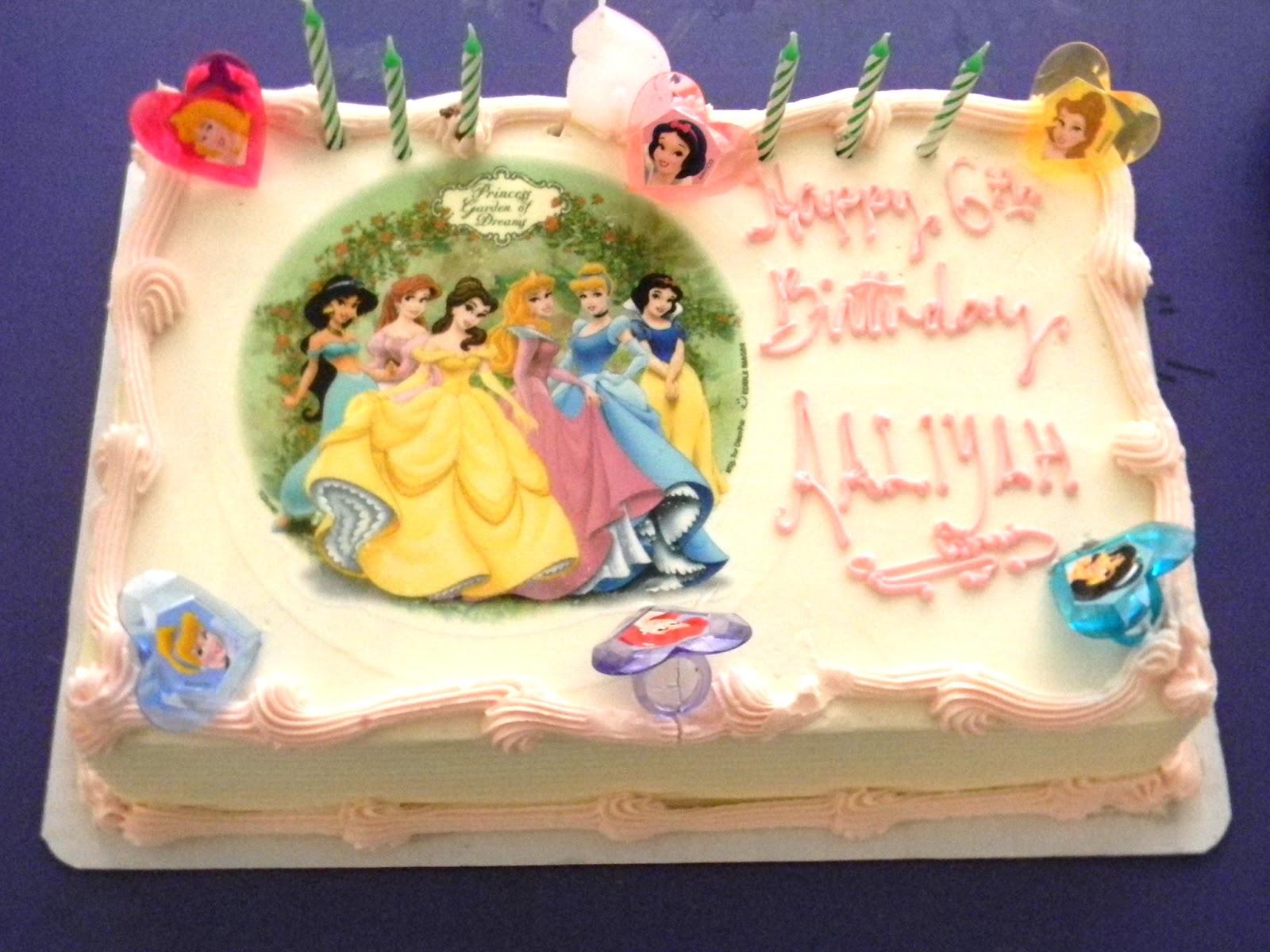 Mommyhood Musings 6th Birthday Part 1