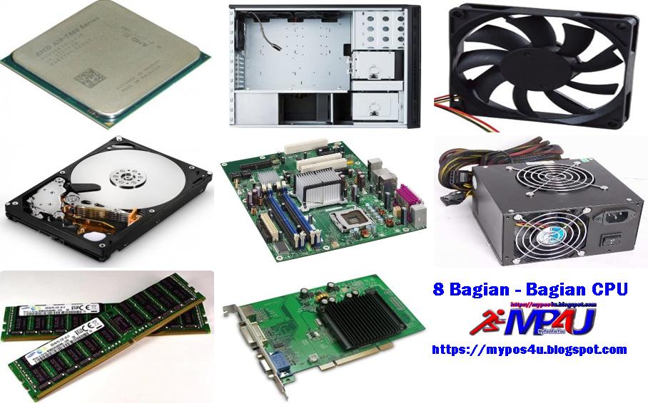 8 Bagian – Bagian CPU