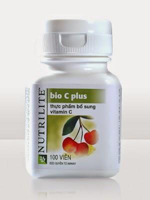 Thực phẩm chức năng Viên bổ sung Vitamin C Nutrilite Bio C Plus