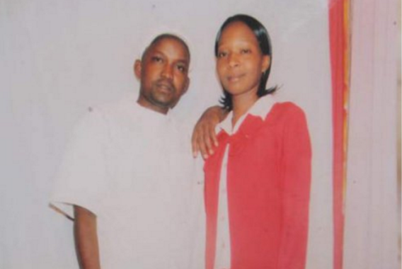 Photo: Kenyan couple commits suicide, leaves behind a note requesting to be buried together