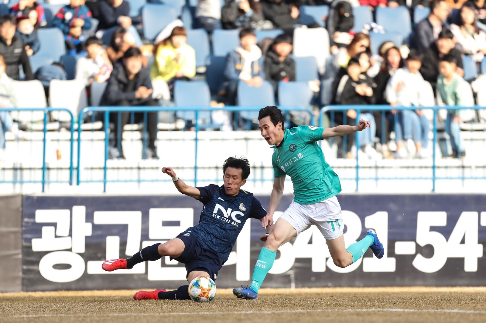 Preview: Suwon FC vs Ansan Greeners K League 2 Round 3 Choi Ho-joo