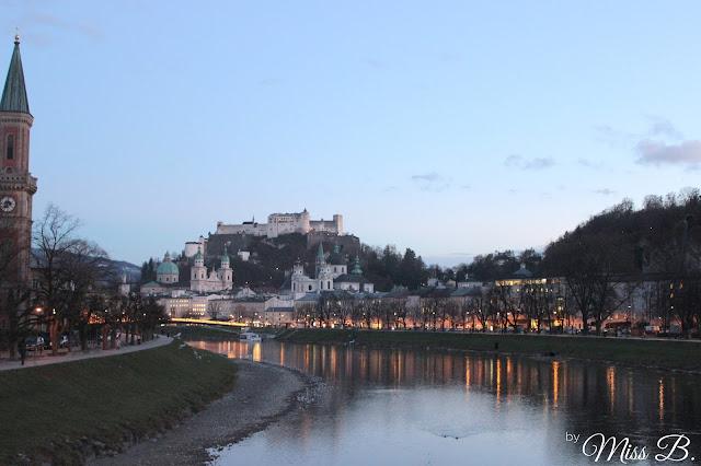 Zu Gast bei Meininger Hotels: Salzburg im Advent